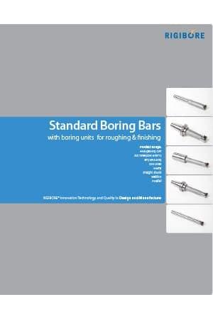 Rigibore – Standard Boring Bars,Units,Inserts