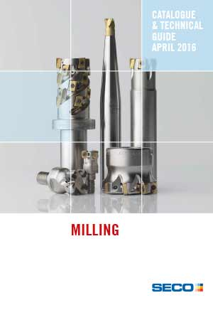 Seco Milling Catalogue