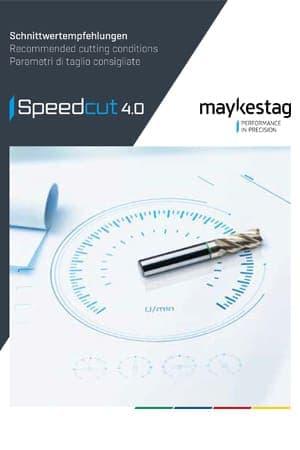 Maykestag – Speedcut4.0 Technical Data
