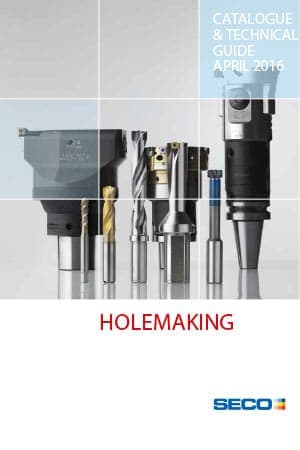 Seco Holemaking Catalogue