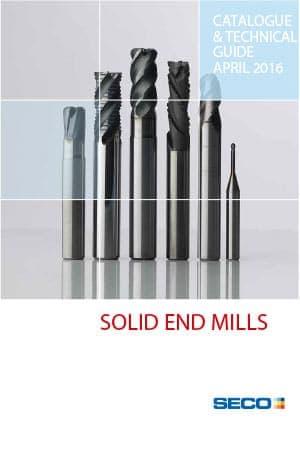 Seco Solid Endmills Catalogue